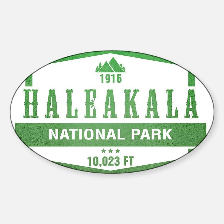 Haleakala National Park, Hawaii Decal