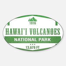 Hawaii Volcanoes National Park, Hawaii Decal