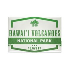 Hawaii Volcanoes National Park, Hawaii Magnets