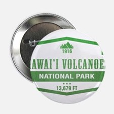 "Hawaii Volcanoes National Park, Hawaii 2.25"" Butto"