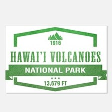 Hawaii Volcanoes National Park, Hawaii Postcards (