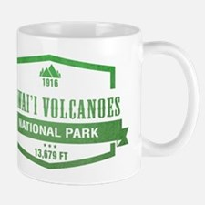 Hawaii Volcanoes National Park, Hawaii Mugs