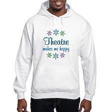 Theatre Happy Hoodie