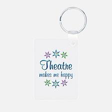 Theatre Happy Keychains