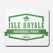 Isle Royale National Park, Michigan Mousepad