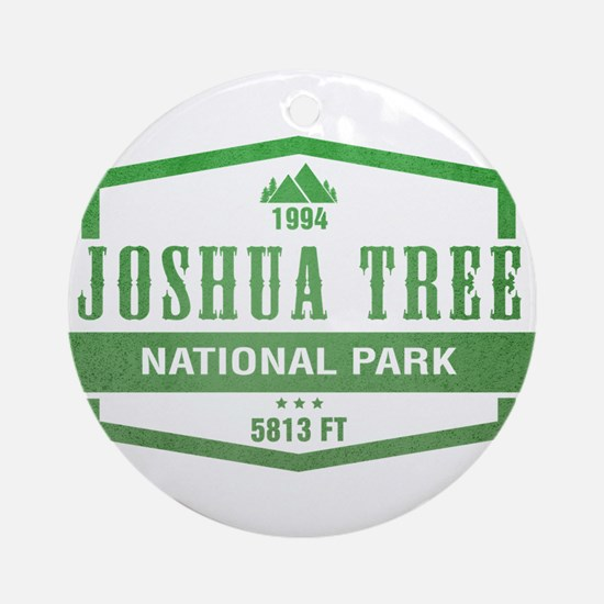 Joshua Tree National Park, California Ornament (Ro