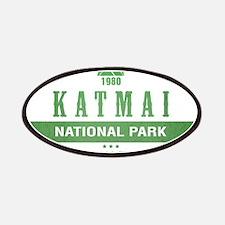 Katmai National Park, Alaska Patches