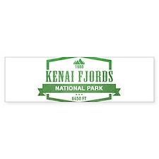 Kenai Fjords National Park, Alaska Bumper Bumper Sticker