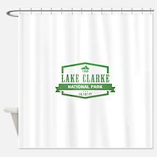 Lake Clark National Park, Alaska Shower Curtain