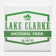 Lake Clark National Park, Alaska Tile Coaster