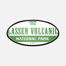 Lassen Volcanic National Park, California Patches