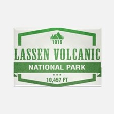 Lassen Volcanic National Park, California Magnets