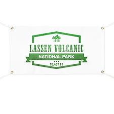 Lassen Volcanic National Park, California Banner