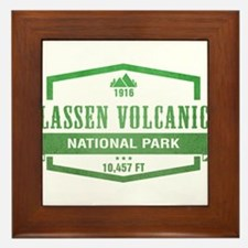 Lassen Volcanic National Park, California Framed T