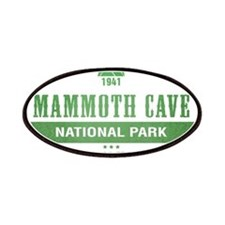 Mammoth Cave National Park, Kentucky Patches