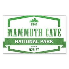 Mammoth Cave National Park, Kentucky Decal