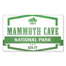 Mammoth Cave National Park, Kentucky Stickers