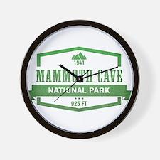 Mammoth Cave National Park, Kentucky Wall Clock