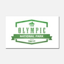 Olympic National Park, Washington Car Magnet 20 x