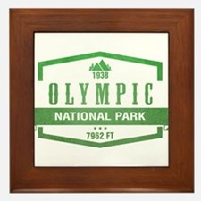 Olympic National Park, Washington Framed Tile
