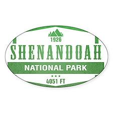 Shenandoah National Park, Virginia Decal