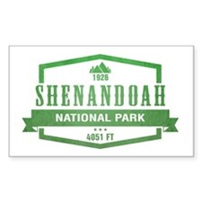 Shenandoah National Park, Virginia Decal
