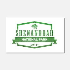 Shenandoah National Park, Virginia Car Magnet 20 x
