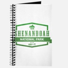 Shenandoah National Park, Virginia Journal
