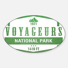 Voyageurs National Park, Minnesota Decal