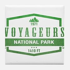 Voyageurs National Park, Minnesota Tile Coaster