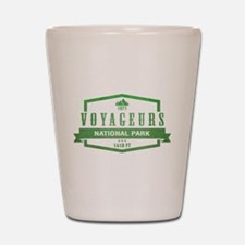 Voyageurs National Park, Minnesota Shot Glass