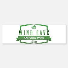 Wind Cave National Park, South Dakota Bumper Stick