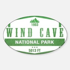 Wind Cave National Park, South Dakota Decal