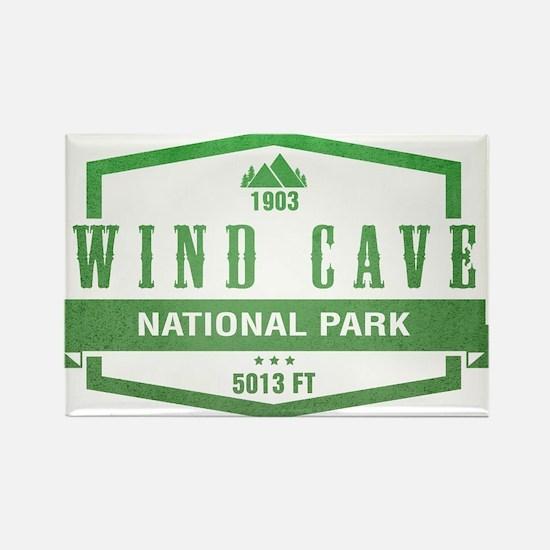 Wind Cave National Park, South Dakota Magnets