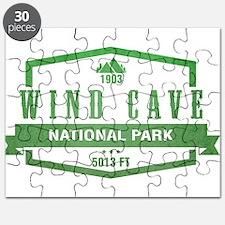 Wind Cave National Park, South Dakota Puzzle