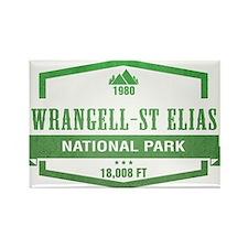 Wrangell–St. Elias National Park, Alaska Magnets