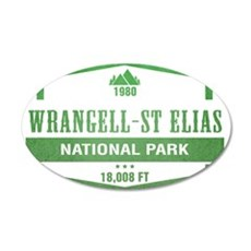 Wrangell–St. Elias National Park, Alaska Wall Deca