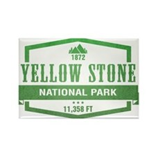 Yellow Stone National Park, Wyoming Magnets