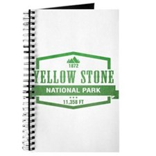 Yellow Stone National Park, Wyoming Journal