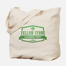Yellow Stone National Park, Wyoming Tote Bag