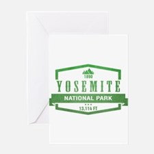 Yosemite National Park, California Greeting Cards