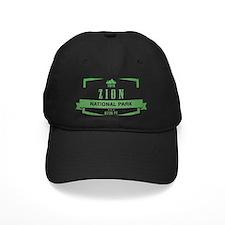Zion National Park Baseball Hat