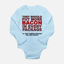 More Bacon In Every Package Body Suit