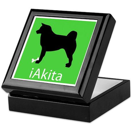 iAkita Keepsake Box