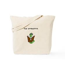 The Bookworm Tote Bag