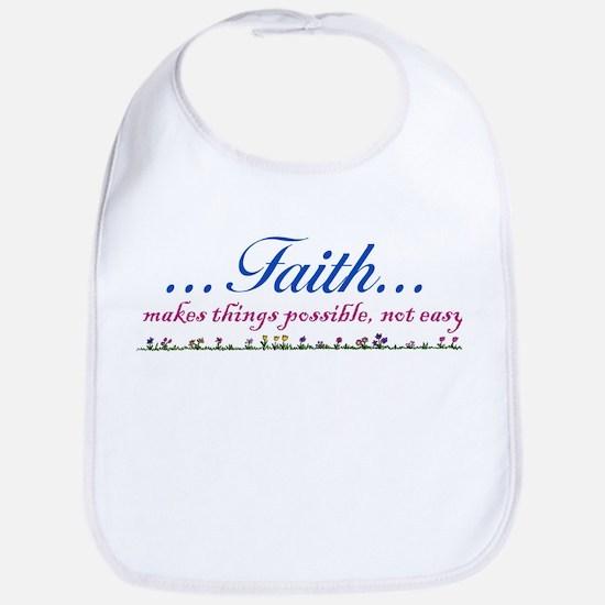 ...Faith... Bib