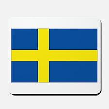Flag Swedish Mousepad