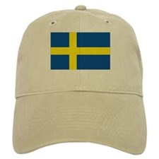 Flag Swedish Baseball Cap