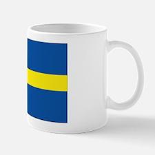 Flag Swedish Mug
