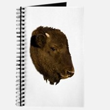 Bison Baby Portrait Journal